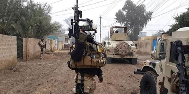 """إحباط محاولة تسلل لـ""""داعش"""" في سامراء"""