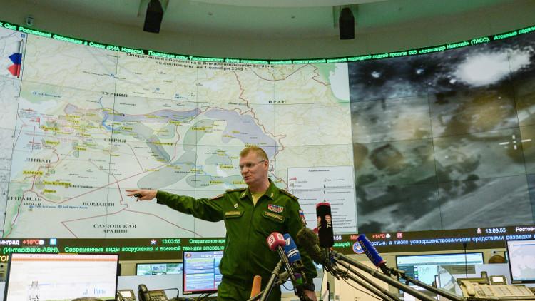 مركز التنسيق الروسي: 29 اعتداء إرهابياً في منطقة خفض التصعيد بإدلب