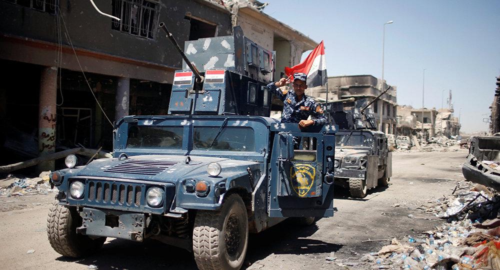 إصابة عناصر للشرطة الاتحادية بهجوم إرهابي