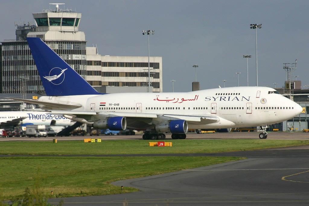 قادمة من عمان.. وصول طائرة تقل 186 سورياً