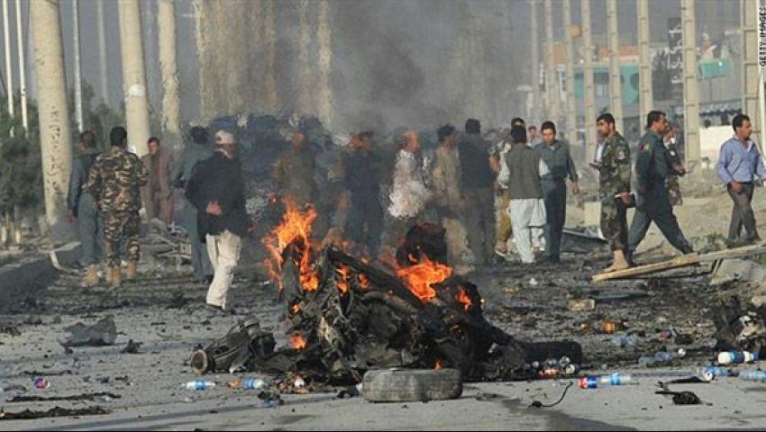 تفجير شاحنة شرق أفغانستان.. وطالبان تتبنى