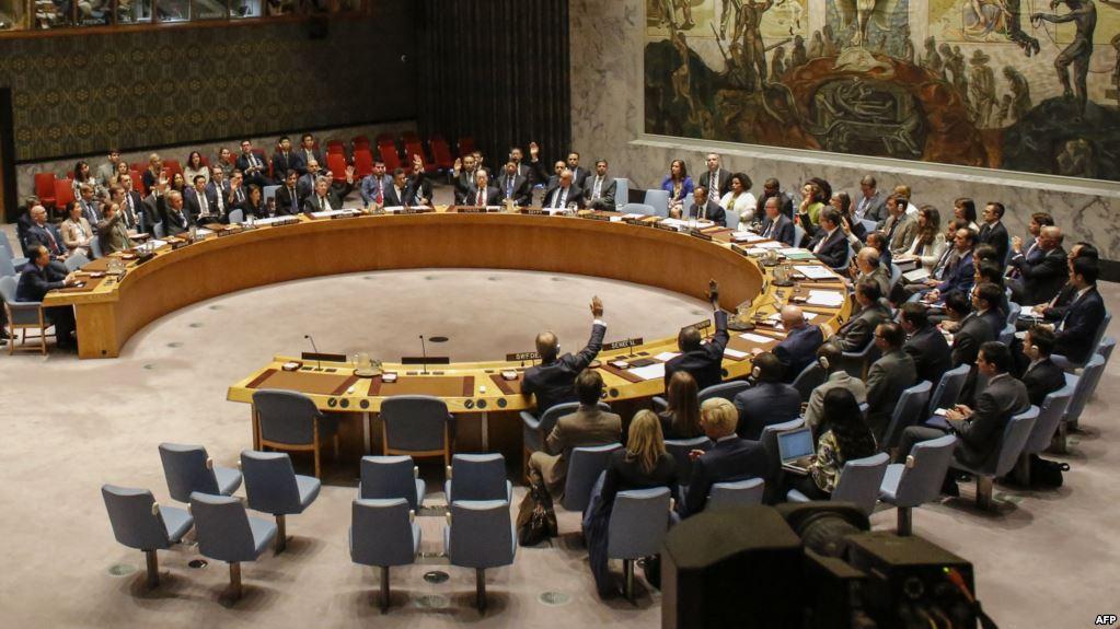 مجلس الأمن يصوت ضد مشروع قرار روسي حول إيصال المساعدات إلى سورية