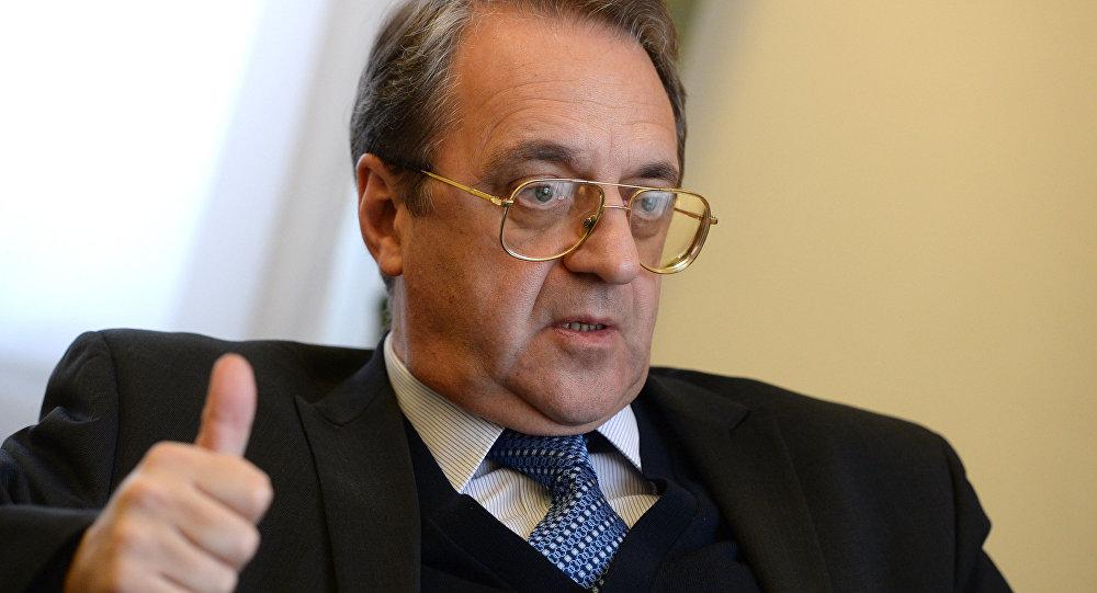 ممثل الرئيس الروسي يؤكد دعم بلاده الثابت لسيادة سورية ووحدة أراضيها