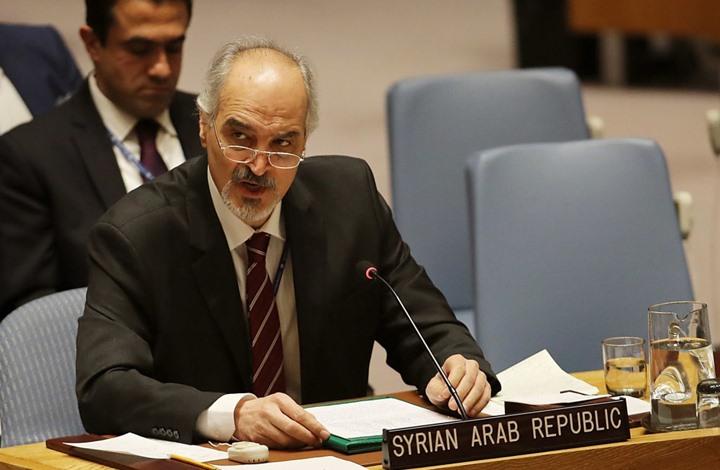 الجعفري: الدول المعادية لسورية تواصل دعم الإرهابيين والميليشيات الانفصالية