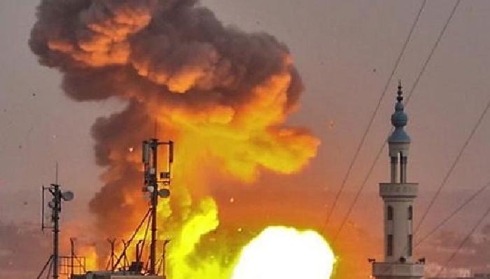 اعتداءات جديدة بالطيران والمدفعية على قطاع غزة