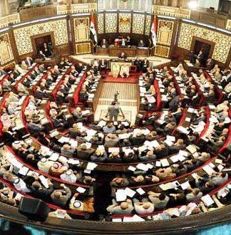 إقرار مشروع قانون الأحوال المدنية في مجلس الشعب