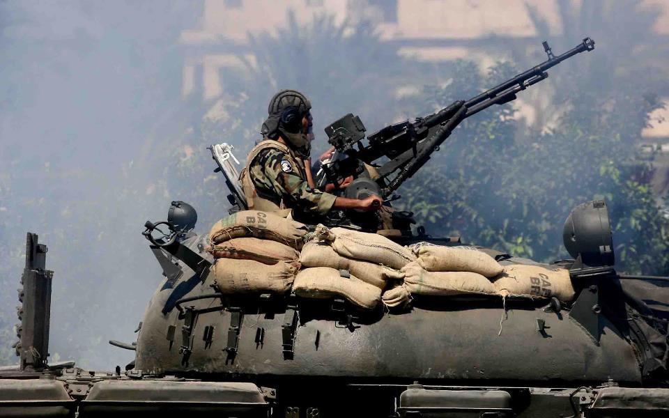 التصدي لهجوم انتحاري شرق إدلب