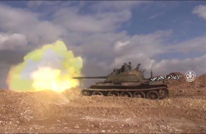 """الجيش يرد على اعتداءات """"النصرة"""" بريف حماة"""
