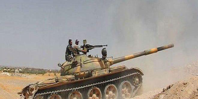 الجيش العربي السوري - ريف إدلب