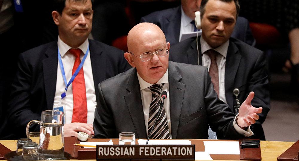 مندوب روسيا: بعض الجهات الغربية تستمر بحماية الإرهابيين في سورية