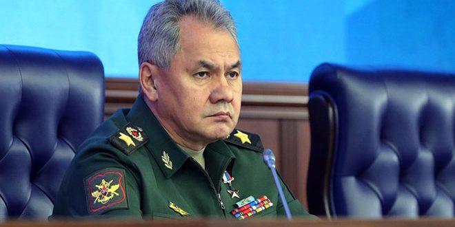 الدفاع الروسية: تصفية أكثر من 133 ألف إرهابي في سورية