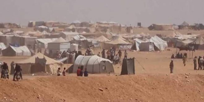 دمشق وموسكو: واشنطن تعرقل عودة المهجرين السوريين بالركبان إلى وطنهم