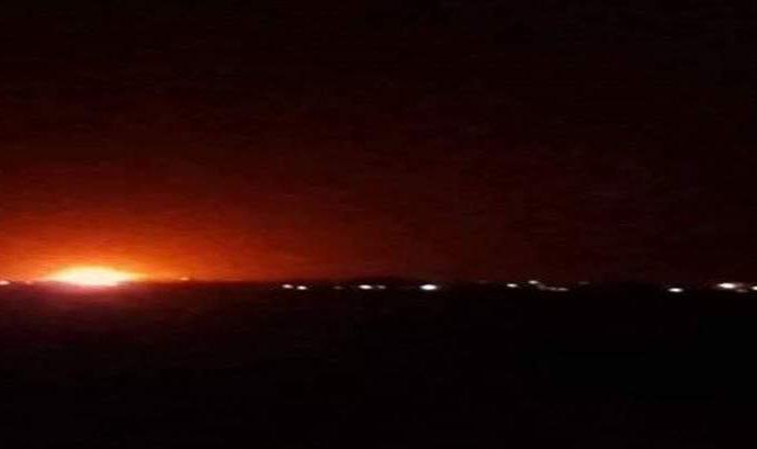 """درعا.. اعتداء """"إسرائيلي"""" على تل الحارة"""