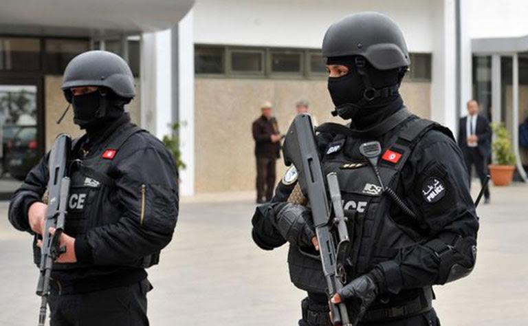 اعتقال إرهابي شمال تونس