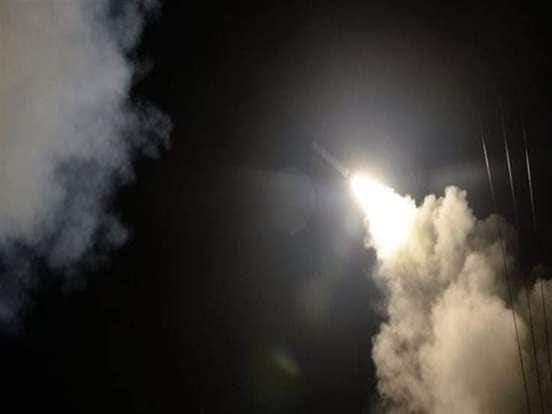دفاعاتنا الجوية تتصدى لعدوان بالصواريخ وتسقط عددا منها
