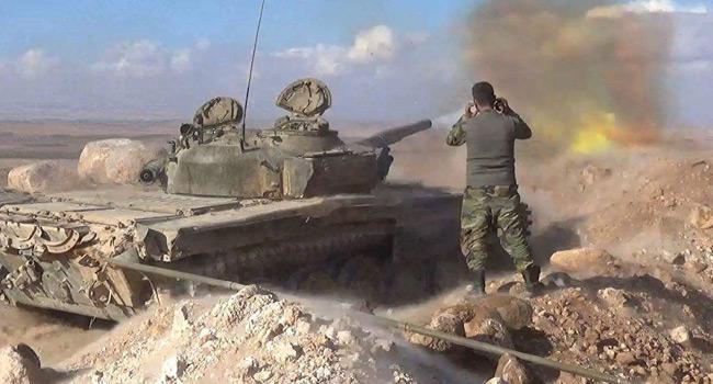 الجيش العربي السوري - سراقب