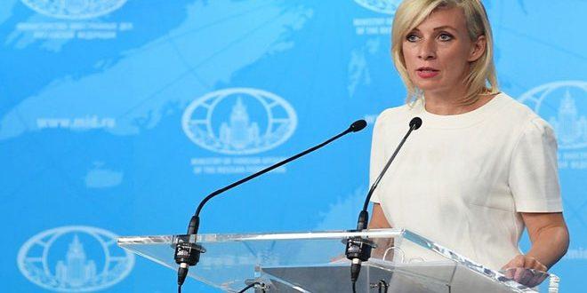موسكو: لا يمكن القبول باقتطاع أراض سورية تحت أي ذريعة