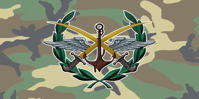 مصدر عسكري: وقف إطلاق النار في منطقة خفض التصعيد بإدلب