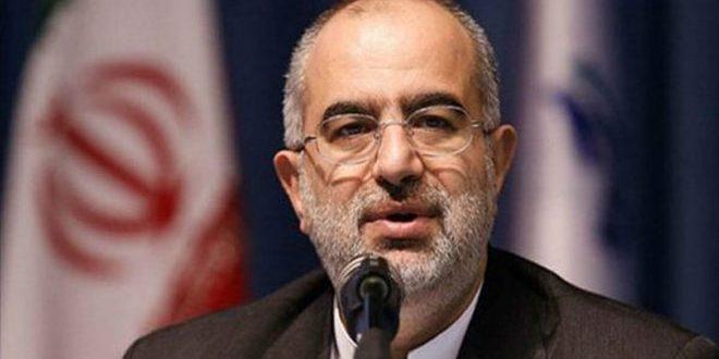 طهران: إقالة بولتون دليل على فشل سياسات واشنطن