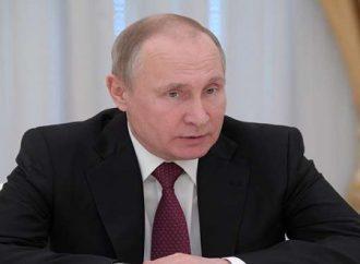 الرئيس الروسي: منع أي تدخل الخارجي في شؤون دولنا