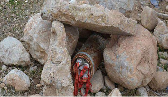 ارتقاء 3 مدنيين بانفجار ناسفة في محيط صوران