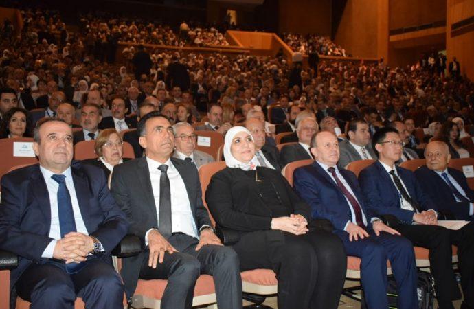 برعاية الرئيسالأسد.. انطلاق فعالياتمؤتمر التطوير التربوي