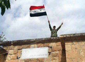 """الجيش العربي السوري يحطم مصطلح """"شرق الفرات"""""""