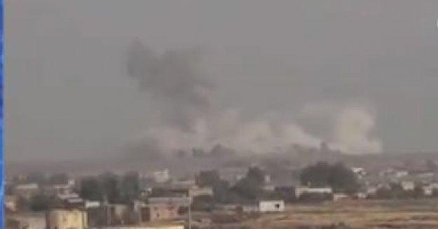 اقتتال بين مرتزقة الاحتلال التركي في ريف ناحية أبو راسين الغربي بالحسكة