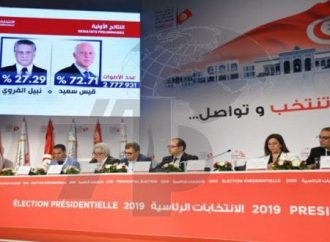 رسمياً.. قيس سعيد رئيساً لتونس