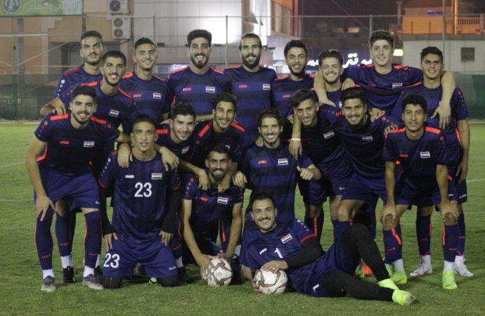 ودياً.. منتخبنا الأولمبي يواجه نظيره البحريني