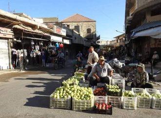خضروات وفاكهة ومنتجات غذائية تشهد اقبالاً ورواجاً.. منتجون بسطاء يبيعون مباشرة