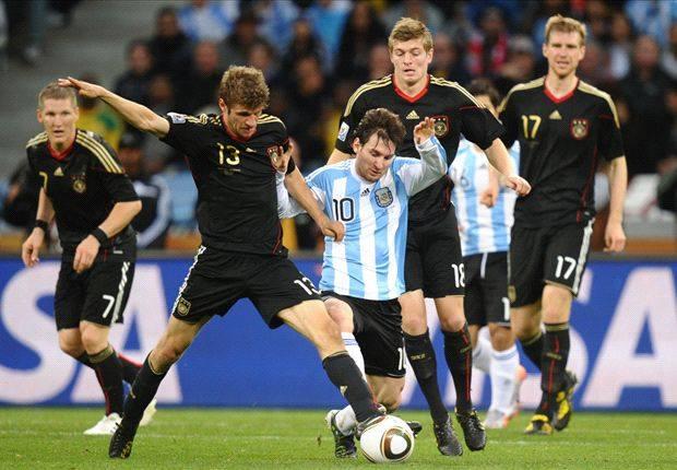 الأرجنتين في ضيافة ألمانيا ضمن استعدادات الأخيرة ليورو 2020