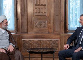 الرئيس الأسد لذو النوري: أهم عناصر قوة محور مكافحة الإرهاب هو تمسكه بالثوابت والمبادئ