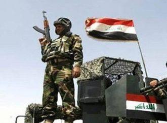 استهداف معسكر عسكري قرب مطار بغداد