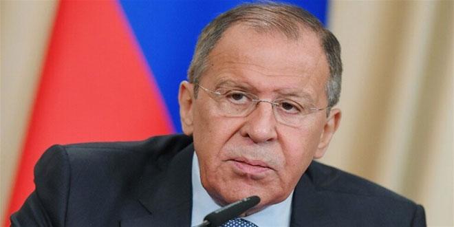 لافروف: نقل الإرهابيين من إدلب إلى ليبيا سيعقد الوضع بالمنطقة