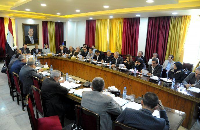مناقشة موازنة وزارة الاتصالات والتقانة