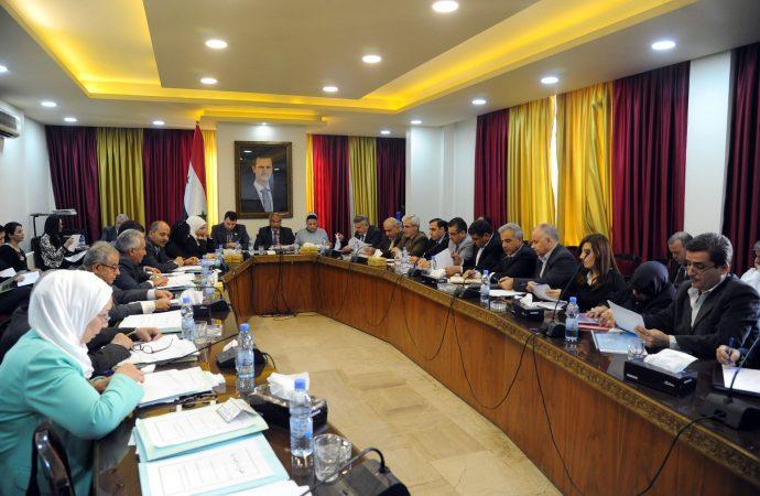 مناقشة موازنة وزارة الكهرباء