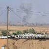طيران الاحتلال التركي يعتدي على قرية الدردارة بريف رأس العين