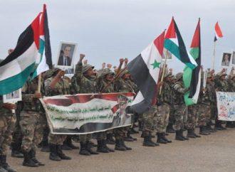 قواتنا المسلحة الباسلة تحتفل بذكرى التصحيح