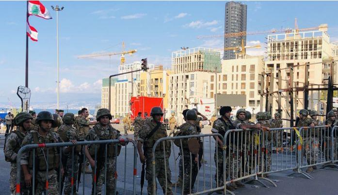 دوريات للجيش اللبناني في جميع المناطق