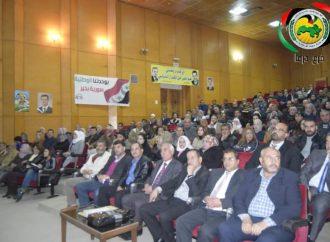 درعا.. الشعب الحزبية تعقد مؤتمراتها الحزبية