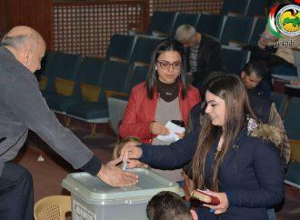 فرع طرطوس يتابع موتمراته الانتخابية لليوم الثاني