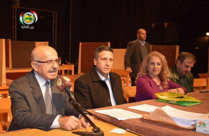 الشعب الحزبية تواصل مؤتمراتها الانتخابية في اللاذقية وطرطوس