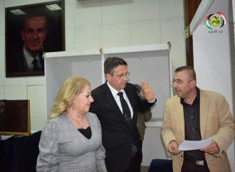 الشعب الحزبية في اللاذقية تتابع عقد مؤتمراتها الانتخابية