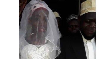 زوج اكتشف أن زوجته رجل بعد الزفاف