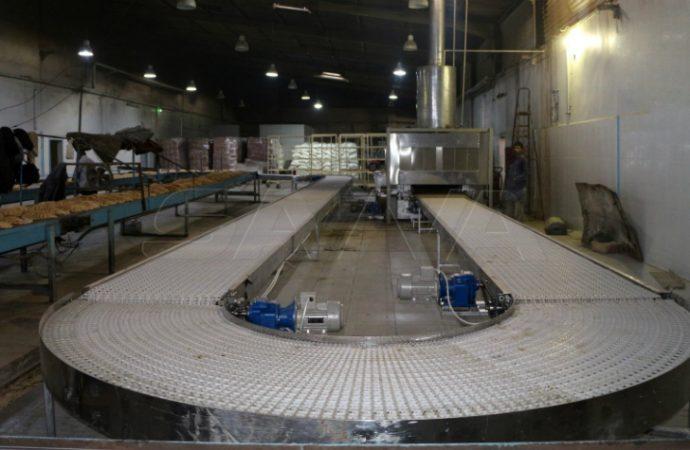 درعا.. خط إنتاج جديد للخبز