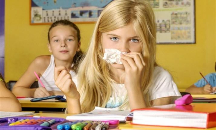 نصائح تحمي طفلك من الأمراض المنتشرة في المدرسة