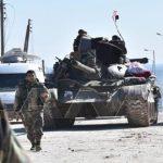 تحرير قرية كفر داعل وتل شويحنة بريف حلب الغربي من الإرهابيين