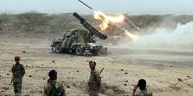مواقع مهمة في العاصمة السعودية تحت استهداف الجيش اليمني
