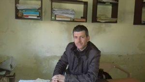 رئيس بلدية بللورة، علي عبد الله